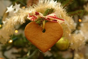 Δέντρο-λιχουδιές! Διασκεδάστε φτιάχνοντας βρώσιμα στολίδια για το δέντρο σας!