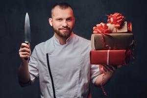 Μοναδικές δωρο-προτάσεις για τους μάγειρες φίλους μας