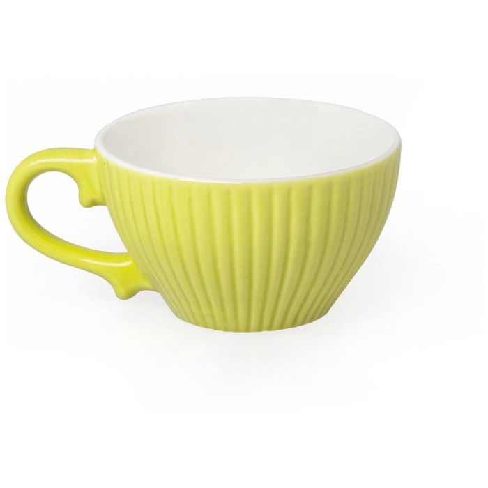 Φλυτζάνι espresso New Bone China πράσινο 90 ml Parisienne