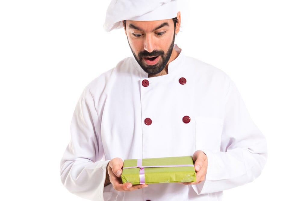 Τι δώρο να προτιμάει ενας επαγγελματίας σεφ;