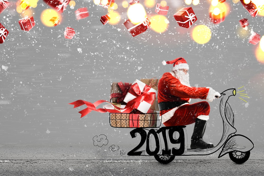 Κάθε χρόνο περισσότερα! 19 δώρα για το 2019