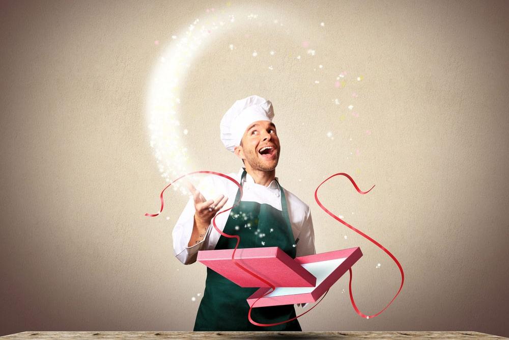 Ο αγαπημένος σας Chef, σίγουρα θα εκτιμήσει ένα απο αυτά τα δώρα!