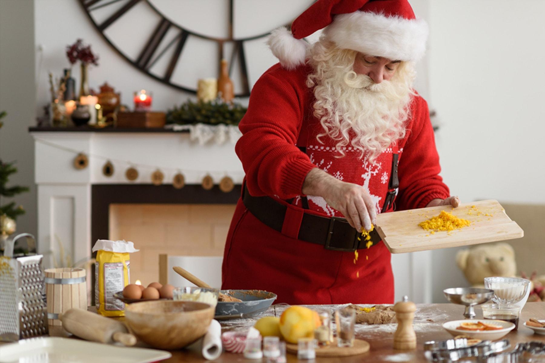 Όλα τα μυστικά για Χριστούγεννα στην κουζίνα, χωρίς άγχος