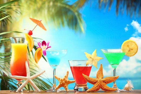 Οικονομικά σπιτικά cocktail με άψογη παρουσίαση