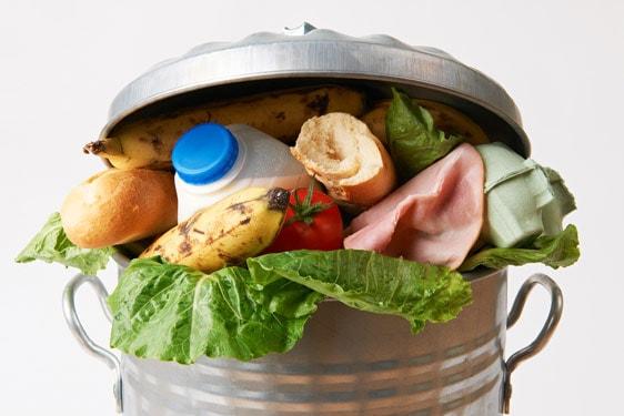 New Year's Resolution: λιγότερο φαγητό στα σκουπίδια