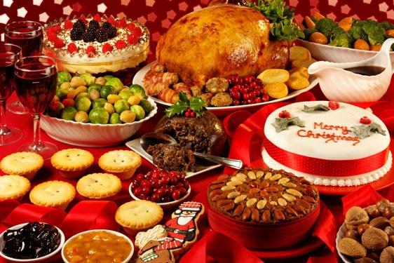 Τα δέκα πιο γευστικά Χριστουγενιάτικα τραπέζια στον κόσμο