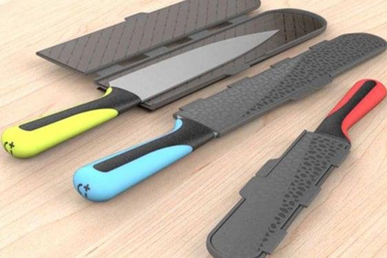 Γνωρίστε τα νέα μαγνητικά προστατευτικά μαχαιριών της Bisbell και αποκτήστε το δικό σας δωρεάν!