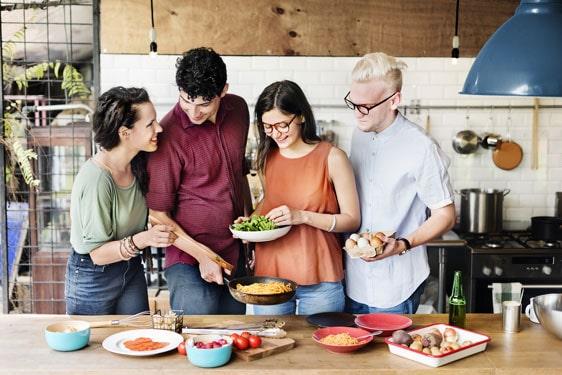 Φοιτητική ζωή: Ό,τι χρειάζεσαι για την κουζίνα του νέου σου σπιτιού!