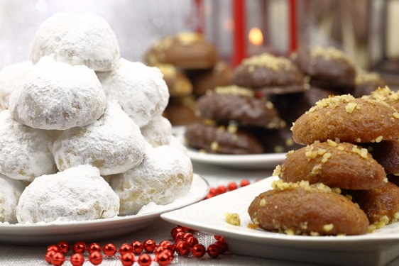 Yγιεινή διατροφή και στις γιορτές: Σπιτικές συνταγές για χριστουγεννιάτικα γλυκά χωρίς ζάχαρη!