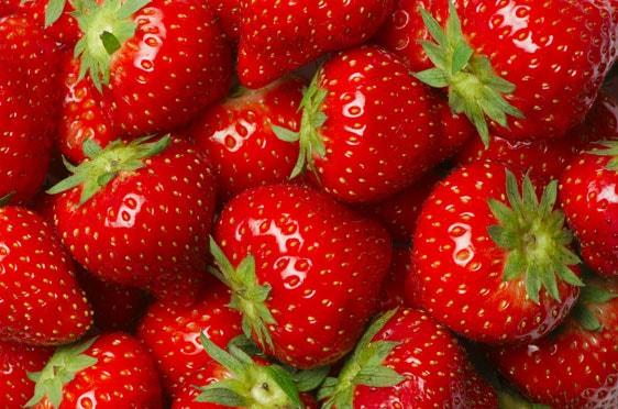 Φράουλα, σούπερ νόστιμη και υγιεινή