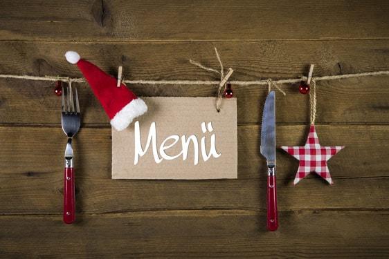 Μενού για το τραπέζι των Χριστουγέννων και οι συνταγές για όλα τα πιάτα
