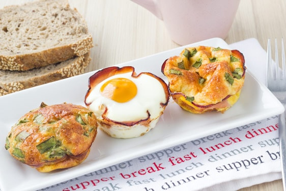 Ξαφνιάστε τις αισθήσεις σας: 5 συνταγές για αλμυρά muffins!