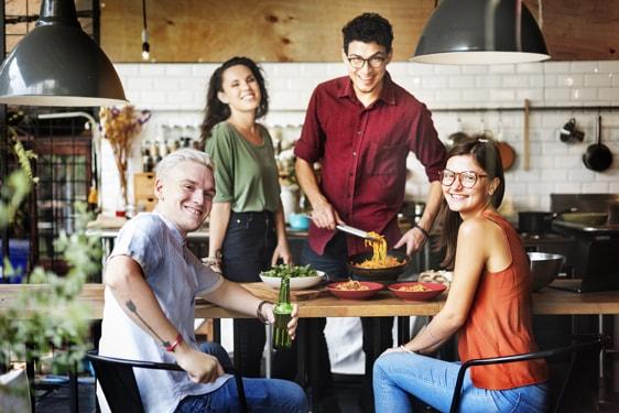 10 tips μαγειρικής για φοιτητές πρωτάρηδες στην κουζίνα!