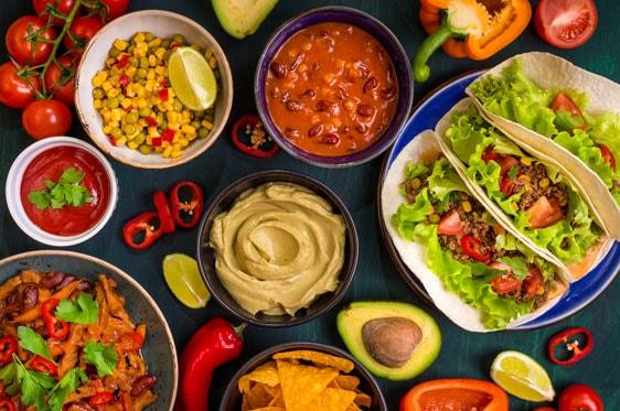 Tex Mex Party: Ethnic & πικάντικες συνταγές για ένα πρωτότυπο γεύμα!