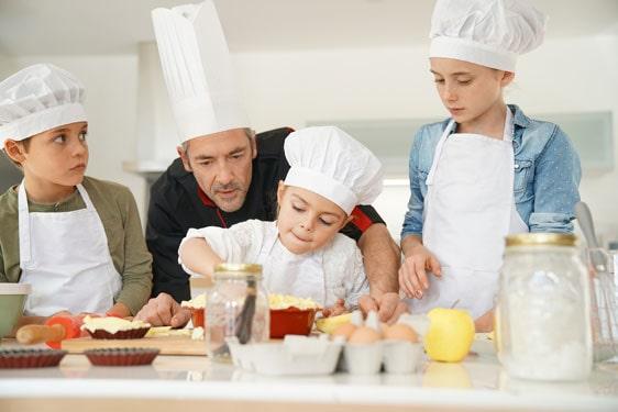 Γιατί να διδάσκεται η μαγειρική στα σχολεία;