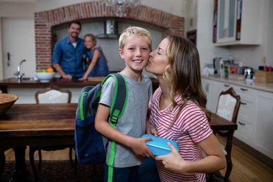 Επιστροφή στα σχολεία: υγιεινή και ασφάλεια τροφίμων για γονείς