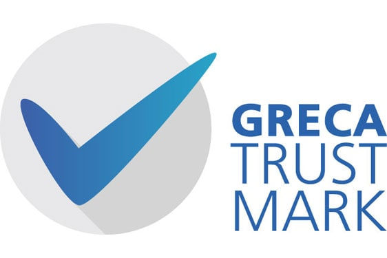 To COOZINA πιστοποιείται με το GRECA Trustmark